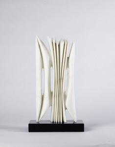 Marmo Statuario di Carrara  h 43.5x20.5x9 - 2013