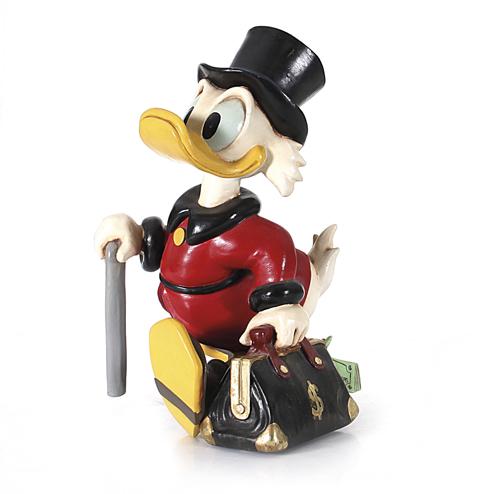 Donald, Scrooge e le tasse