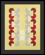 45 CARLO NANGERONI New York (U.S.A.) 24/06/1922 Senza titolo, 2008 acrilici su tela 77x60 cm, firma, anno e timbri della Galleria Gio Arte (Mestre-VE) al retro, dichiarazione d'autenticità dell'artista su foto. base d'asta: 1.000 € stima: 2.000/3.000 €