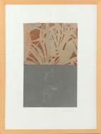 225 JAMES BROWN [Los Angeles (California) 26/10/1951] Curiosity and the fascination of natural history, 1994 tecnica mista su carta 79x57,5 cm, firma e anno in basso al centro, titolo al retro, dichiarazione d'autenticità dell'artista su foto. base d'asta: 1.500 € stima: 3.000/4.000 €