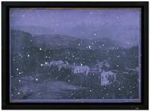 874-154 LUCA PIGNATELLI [Milano 22/06/1962] New York, 2003 tecnica mista su carta intelata 31x43 cm, firma, titolo, anno, timbro di Italian Factory ed etichetta di Generous Miracles Gallery (New York) al retro, dichiarazione d'autenticità dell'artista su foto. Esposizioni: -Luca Pignatelli, Placet and Memories, Generous Miracles Gallery, New York. base d'asta: 1.000 € stima: 2.000/3.000 €