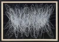 60-ROBERTO CRIPPA [Milano 07/05/1921 - Bresso (MI) 19/03/1972]Spirale, 1950olio su tela 70x100 cm, firma, anno e archivio al retro, opera registrata presso l'Archivio Roberto Crippa come da dichiarazione del figlio Roberto Crippa Jr. su foto.base d'asta: 10.000 €stima: 18.000/20.000 €