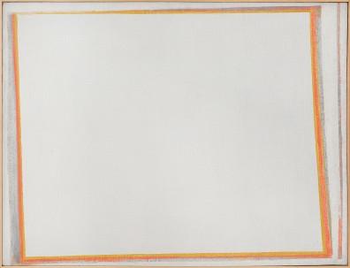"""70-MAURO REGGIANI [Nonantola (MO) 11/08/1897 - Milano 19/05/1980]Composizione, 1979acrilico su tela 89x115 cm, opera non firmata, etichetta della Galleria La Scaletta (S.Polo-RE) al retro, dichiarazione d'autenticità e archivio al numero 1979-9 a cura della figlia Virgilia e timbro della Galleria La Scaletta su foto. Bibliografia:-""""Reggiani, Catalogo Generale delle Pitture"""", a cura di Luciano Caramel, Edizioni Electa (MI), repertorio 1979 9, pagina 317.base d'asta: 7.000 €stima: 12.000/14.000 €"""