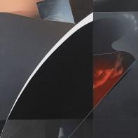 16-ANGELO CAGNONE [Carcare (SV) 05/03/1941]Ascoltoolio e tecnica mista su tela 92x73x2,5 cm, firma e titolo al retro, dichiarazione d'autenticità dell'artista su foto, opera priva di cornice.base d'asta: 1.000 €stima: 2.000/3.000 €