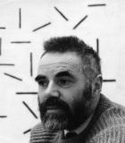 Edwin John Victor Pasmore ,E (3 dicembre 1908 - 23 gennaio 1998) è stato un artista e architetto britannico . Ha aperto la strada allo sviluppo dell'arte astratta in Gran Bretagna negli anni Quaranta e Cinquanta. Ha organizzato a Londra la prima mostra dell'arte astratta, lui che non aveva disdegnato affatto lo studio di una figurazione classica. Ma la sua spinta creativa si combinava con il suo essere un militante di un arte priva di preconcetti. E in Europa non era certo solo...