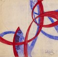 Assieme a Vasili Kandinsky e Piet Mondrian fu tra i pionieri dell'arte astratta in Europa.